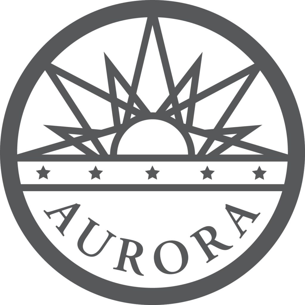 City of Aurora Seal Grey