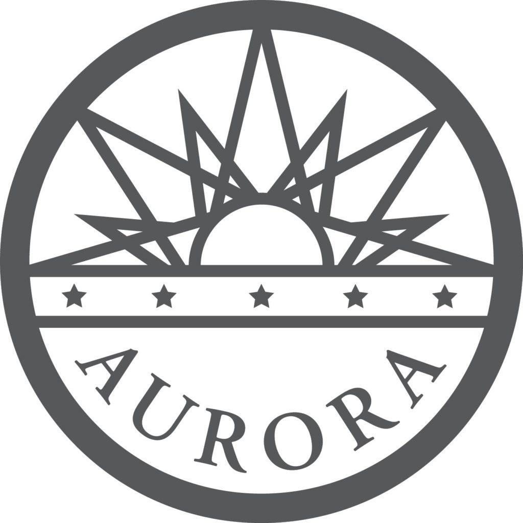 City of Aurora Seal Grey